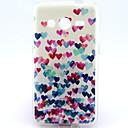 Красочные сердца шаблон ТПУ Мягкая обложка чехол для Samsung Galaxy Core 2 G3558 / G3559 / G355H