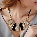 Новое прибытие Модное горячее продавая высокое качество Геометрическая создания Gemstone ожерелье