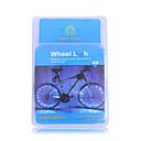 leadbike 20led 2meters usb rechargalbe led pyörän valo / puhui valo / turvallisuus valot / LED-lamput / valaisimet