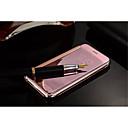Ясно Зеркало Флип Дело Чехол Оригинал Прозрачный чехол для iPhone 5 / 5S (ассорти цветов)