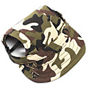 Dog Bandanas & Hats Multicolor Dog Clothes Winter / Spring/Fall Camouflage Casual/Daily