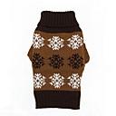 honden Truien / Pyjama Grijs / Naakt Hondenkleding Winter / Lente/Herfst Britsh Casual/Dagelijks / Houd Warm /