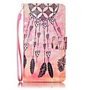 For Sony Case Wallet / Card Holder / with Stand / Pattern Case Full Body Case Dream Catcher Hard PU Leather SonySony Xperia XA / Sony