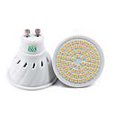 7W GU10 GU5.3(MR16) E26/E27 Żarówki punktowe LED 72 SMD 2835 500-700 lm Ciepła biel Zimna biel Naturalna biel Dekoracyjna V 1 sztuka