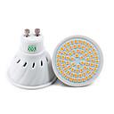 7W GU10 Żarówki punktowe LED 72 SMD 2835 500-700 lm Ciepła biel Zimna biel Naturalna biel Dekoracyjna V 1 sztuka