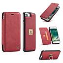 Fall für iphone 7 plus 7 2 in 1 magnetischen echten Leder Telefon Brieftasche Tasche Abdeckung Telefon Fall 6 plus 6