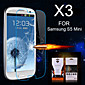Ultimate Shock Absorption Screen Protector for Samsung Galaxy S5 Mini  (3pcs)