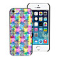 Pineapple Pattern Aluminum Hard Case for iPhone 5/5S