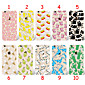 Interesting Cartoon Moving Eyes Acrylic Shell Fruit Chips for iPhone 6 Plus/iPhone 6S Plus(Assorted Colors)