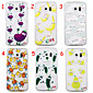 Transparent TPU Small Eye Fruit Series Cases for Samsung Galaxy S6(Assorted Colors)