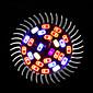 morsen®28w e27 volle geführte Spektrum wachsen Lichter 28 LED Lampe für Blume Pflanze Hydrokultur Licht